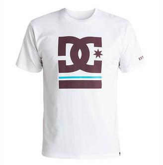 DC Men's Bar Star Short Sleeve $21.95 thestylecure.com