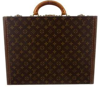 Louis Vuitton Vintage Monogram Diplomat Briefcase