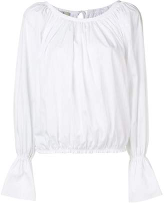 Vivienne Westwood long-sleeve fitted blouse