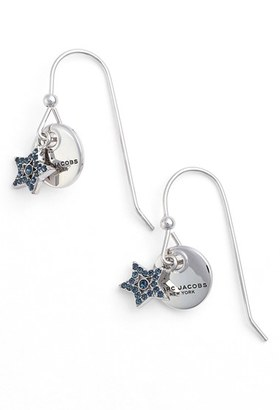 Women's Marc Jacobs Coin Drop Earrings $75 thestylecure.com