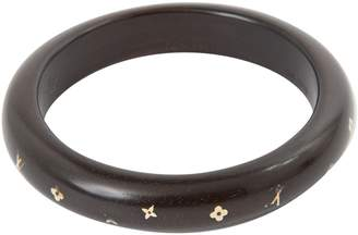 Louis Vuitton Inclusion Brown Wood Bracelets
