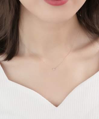 Phoebe (フィービー) - phoebe 【K10】セブンスターダイヤモンドネックレス