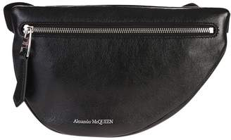 Alexander McQueen Branded Belt Bag