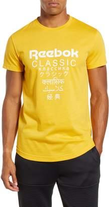 Reebok Longline Unisex T-Shirt