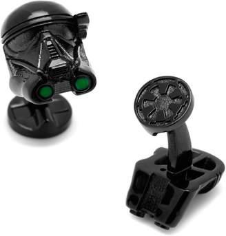 Kohl's Star Wars: Rogue One 3D Death Trooper Helmet Cuff Links