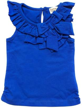 Sophie Catalou Royal Ruffle Knit Tank (Toddler, Little Girls, & Big Girls)