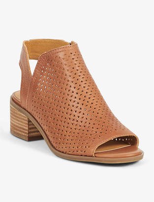 Lucky Brand NERELLY OPEN-TOE BOOTIE