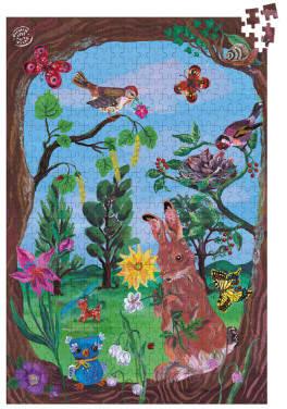 Vilac Nathalie Lété Large Puzzle Multicoloured