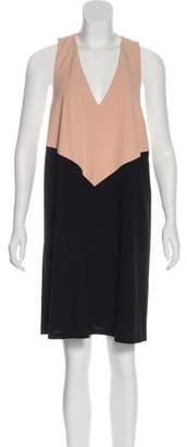 Alice + Olivia Sleeveless Knee-Length Dress w/ Tags
