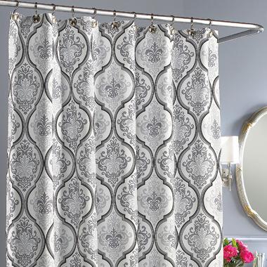 "Bed Bath & Beyond Hawthorne 72"" x 72"" Shower Curtain"