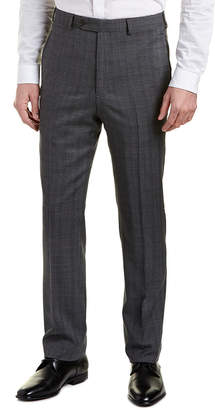 Brooks Brothers Regent Fit Wool Trouser