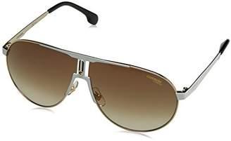 Carrera Men's Ca1005s Aviator Sunglasses 66 mm