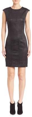 Natori Women's Crinkle V-Back Dress