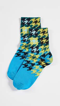 Hysteria By Happy Socks Marcia Ankle Socks