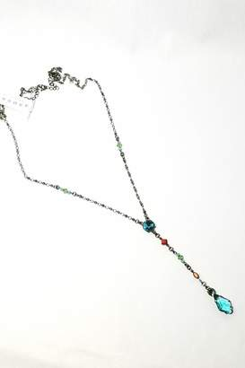 "Sorrelli Crystal ""Y"" Necklace"