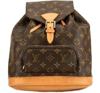 Louis Vuitton Monogram Montsouris MM Backpack (3917016)