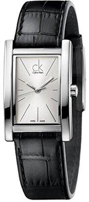 CK Calvin Klein (CK カルバン クライン) - CK Women 's Quartz Watch withレザーk4p231 C6