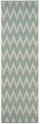 Couristan Avila Indoor/Outdoor Rectangular Runner Rug