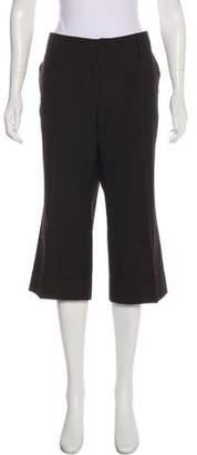 MICHAEL Michael Kors Mid-Rise Cropped Pants