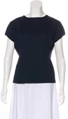 Nike Athletic Short Sleeve Top