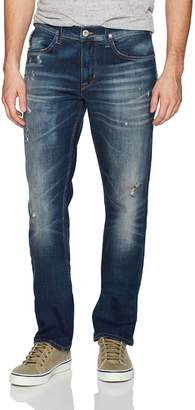 Hudson Men's Byron 5 Pocket Straight Leg Jean