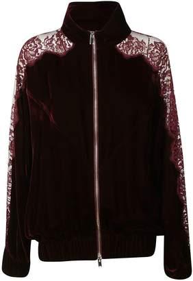 Stella McCartney Lace Panel Jacket