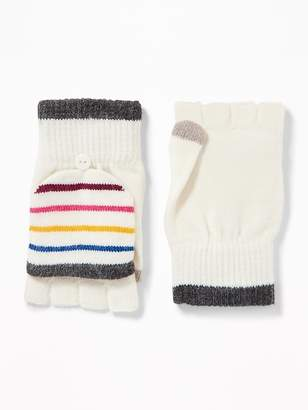 Old Navy Convertible Flip-Top Gloves for Women