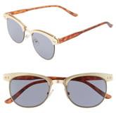 BP 51mm Metal & Tortoise Sunglasses