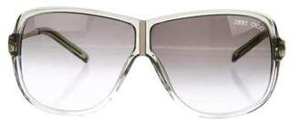Jimmy Choo Jimmy Aviator Sunglasses