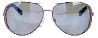Michael Kors Chelsea Aviator Sunglasses