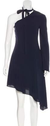 Cinq à Sept One-Shoulder Asymmetrical Dress w/ Tags