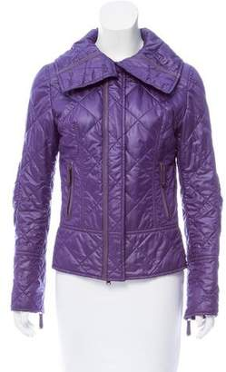 Tod's Quilted Casual Jacket