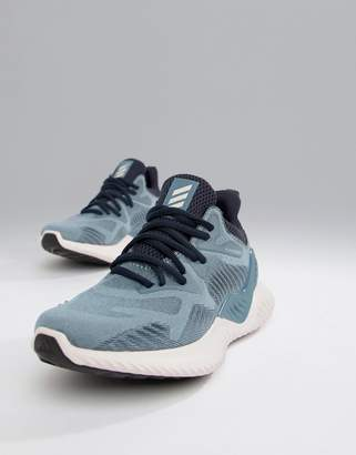 adidas Alphabounce Sneakers In Blue