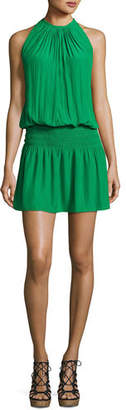 Ramy Brook Paris Sleeveless Blouson Dress