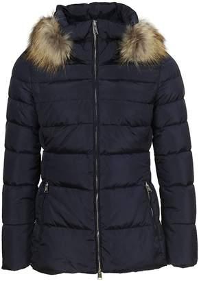 ADD Fur Trimmed Padded Jacket