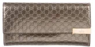 Gucci Microguccissima Continental Wallet