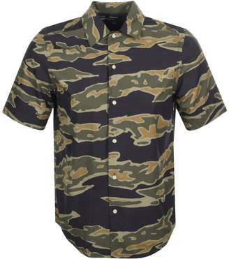 G Star Raw Bristum Utility Camo Shirt Green