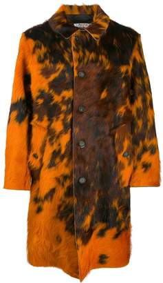 Acne Studios long single-breasted coat