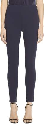 St. John Ponte Cropped Leggings