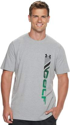Under Armour Men's Charged-Cotton Performance Golf Tee