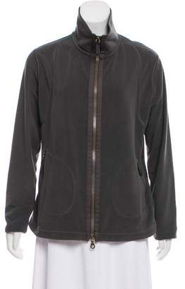 Frauenschuh Tailored Zip-Up Sweatshirt
