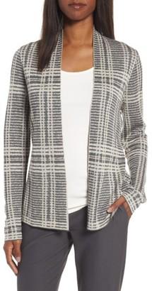 Women's Eileen Fisher Shaped Tencel & Merino Wool Cardigan $248 thestylecure.com