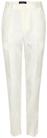Isabel MarantIsabel Marant Ryd cropped trousers
