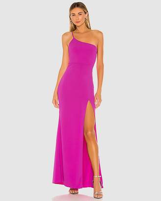 Lovers + Friends Eve Gown