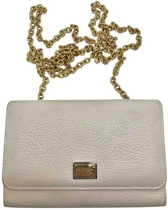 Dolce & Gabbana Sicily leather crossbody bag