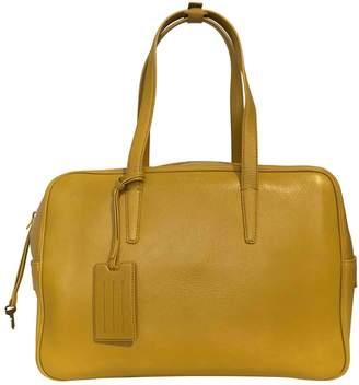 Agnona Leather Handbag