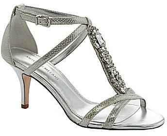 Antonio Melani Tasha Jeweled Dress Sandals