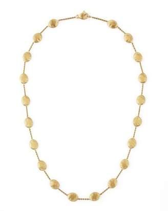 """Marco Bicego Siviglia 18K Gold Single-Strand Necklace, 18""""L"""