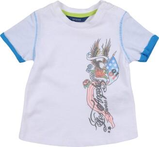 GUESS T-shirts - Item 12162398PL