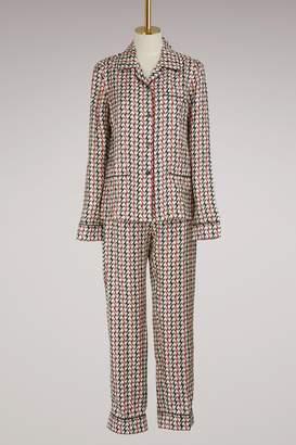 Prada Silk pajamas